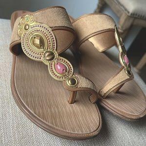 Grenadha iPanema Slide Thong summer sandals